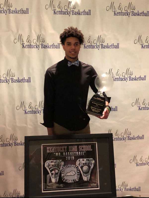 Mr. Kentucky Basketball 2019 (D. Allen)