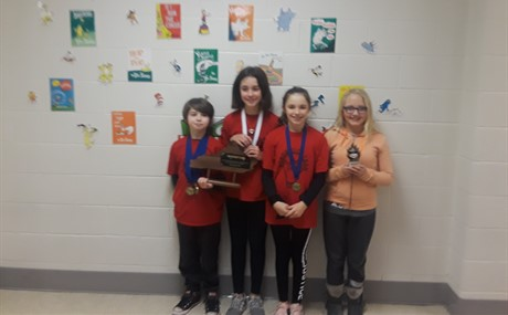 NES Academic FPS Team District Competition Winners!