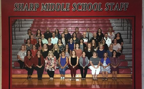 2019-2020 Faculty & Staff