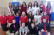SMS FCCLA Success at STAR Events
